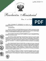 Rm 066-2015-Minsa. Norma Sanitaria Para El Almacenamiento de Alimentos Terminados Destinados Al Consumo Humano (1)