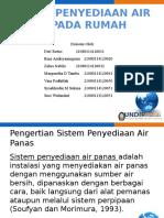 SISTEM PENYEDIAAN AIR PANAS PADA RUMAH SAKIT.pptx