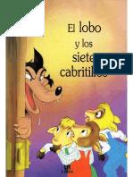 El Lobo y Los Siete Cabritos BIEN