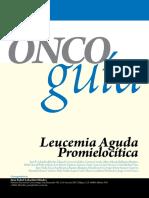 leucemia aguda promielocitica