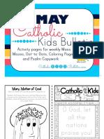 May 2016 Catholic Kids Bulletin