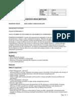 wendling jobdescription