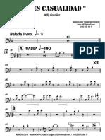 NO ES CASUALIDAD - Willie González - 2° Trombón.pdf