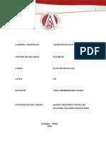 Objetivos Del Gobierno de Ancash