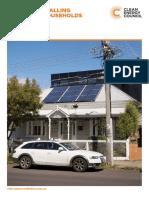 Guide to Installing Solar PV for Households