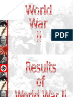 7 results of wwii