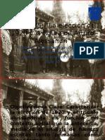 3°A, Elección de Alessandri