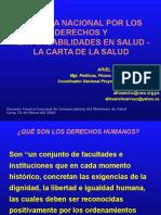 CRUZADA NAC DERECHOS Y RESP SALUD DR. ARIEL.ppt