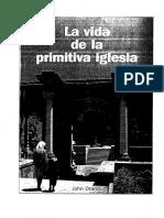 La Primitiva Iglesia - A