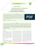 Etiopatogenesis Dan Diagnosis Kardiomiopati Peripartum