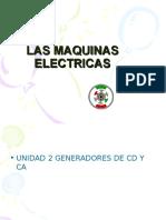 Generadores de CD y CA