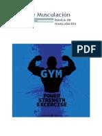 Guia de Musculación