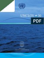 Pamphlet Unclos at 30