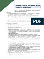 Clase N°12. Asistencia del parto durante el periodo dilatante y expulsivo. Episiotomia.pdf