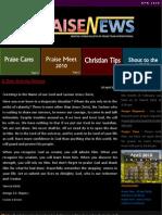 Praise News -April 2010