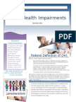 other health impairments  ohi