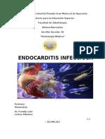 Endocarditis Infecciosa Listo