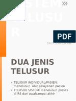 Sistem Telusur Dan Strategi Interviuw