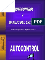 Autoayuda - Autocontrol y Manejo Del Estres