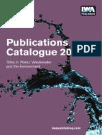 IWA 2015 Catalogue