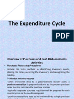 5 the Expenditure Cycle