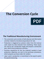 6 the Conversion Cycle