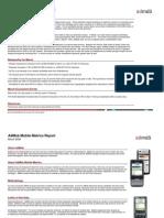 AdMob Mobile Metrics -  March 2008