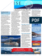 Cruise Weekly for Thu 21 Apr 2016 - CLIA declares Cruise Month, RCI 2017/18 on sale, Star Cruises Shenzhen, Curtis Stone debut and much more.