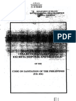 Code of Sanitation of the Philippines