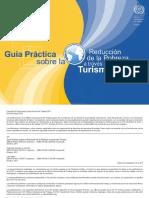 Guia Practica de Reduccion de La Pobreza a Traves Del Turismo