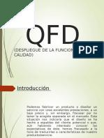 Qfd Historia