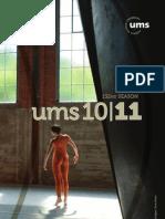 1011 UMS Series Brochure