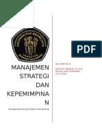 FIX - Strategi Bersaing Di Pasar Internasional
