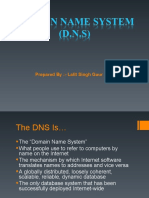 DNS Presentation (RM1802B45)