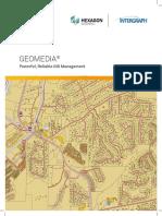 GeoMedia 2015 Brochure