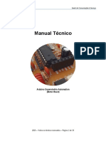 Manual Arduino Supervisor i o Automation