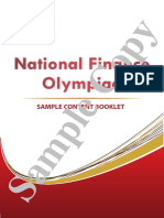Nfo Sample Content Booklet