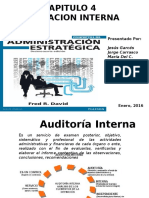 Evaluacion Interna Auditoria