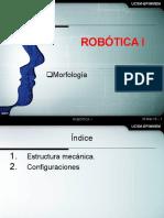 Robotica I morfologia de un robot