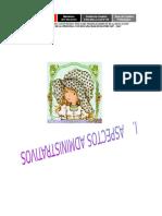 esquemas-carpeta pedagogica-inicial