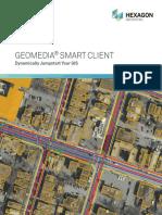 GeoMedia Smart Client 2015 Brochure