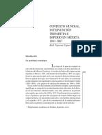 Contexto Mundial, Intervención Tripartita e Imperio en México (1861-1867)