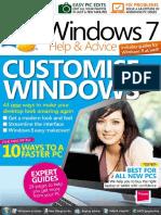 CUSTOMISATION OF WINDOWS -7