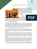 EQ3 Elementos Significativos de La Etica Profesional