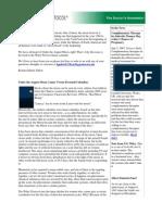2007 Aug Dr Newsletter