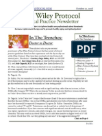 2008 Fall Dr Newsletter