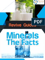 Minerals the Facts