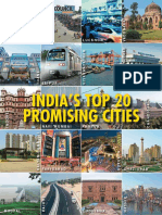FIRST Smart Cities Council Report - Top 20 Most Promising Cities