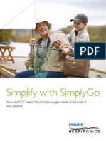 SimplyGo Provider Brochure