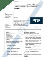 NBR11768_1992 - Aditivos Para Concreto de Cimento Portland